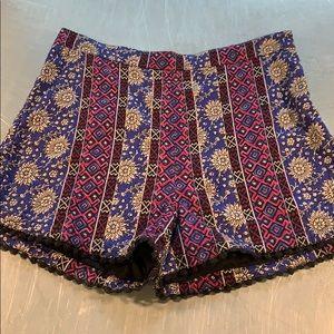 Hollister high waist shorts